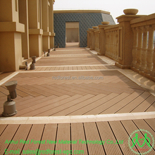 Professional waterproof WPC composite boards/wood plastic composite decks,top grade decorative WPC boards