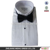 2015 Men's formal tuxedo shirts wedding shirts