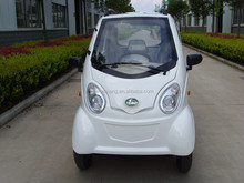 40km/h 3 Seater Chinese Cheap Small Electric Car for Chidren