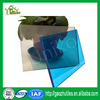 lexan uv coated high quality bulletproof soundproof anti-drop polycarbonate fruit plate