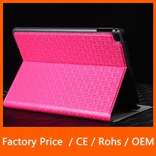 Wholesales Ultra-thin with Card Slot Filco Stand Holder Leather Tablet Case for iPad 6 iPad Air 2