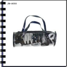 Fashion Elastic Hair Band And Hair Clip Set In Pvc Bag