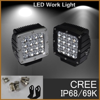 USA Hottest motorcycle accessories led driving lights 12v unique motorcycle extra light
