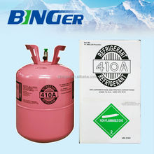 R410 Refrigerant Gas -SGS, DOT,CE cylinders is OK.