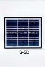 2013 new solar panel price india