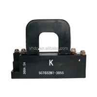 SCT032BT 0.1A-800A sub plate mount split core current transformer