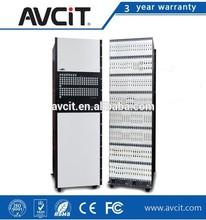 EDID funciones inteligentes, tarjeta de entrada DVI, Cabina HD144-SET, 144x144Full video perfecto multiformato Matrix Audio swit