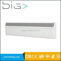 NCC15-EF Good selling 1.5/0.75kw 6.5a fan heater, wall mounted oil filled radiators