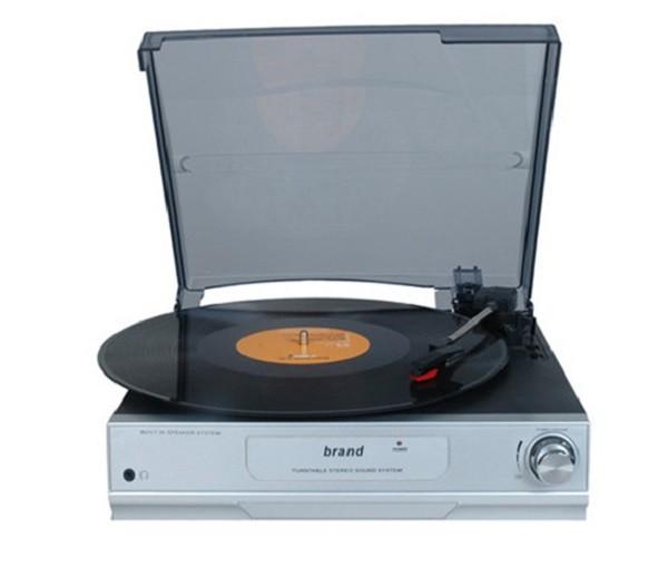 Hifi techincs fournitures le juke box platines tourne - Tourne disque avec haut parleur integre ...