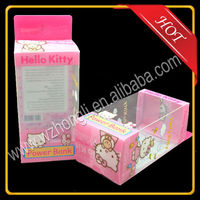 PVC/PET plastic gift box