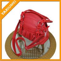 fashion dslr pu leather camera bag