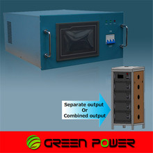 scr power supply with remote monitoring