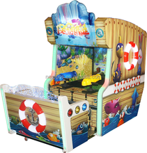 2015 Popular Happy Water War kids coin operated game machine/electronic game machine