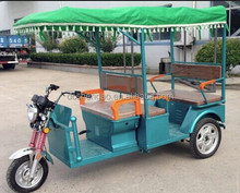2015 3 wheeler auto rickshaw for adults; battery operated tricycle