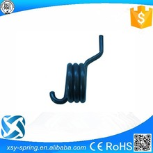 SWC material 3.0mm gym equipment torsion spring with hooks