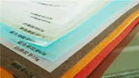High quality silicone craft release paper