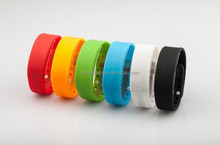New fashion Waterproof smartwatch smart wrist band with 3d pedometer for sport smart watch