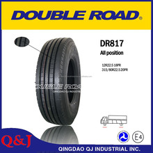 Alibaba Trade Assurance China tire manufacturer, 315/80R22.5 tire