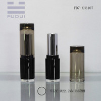 Hot sale!new design fashion cosmetic empty plastic lipstick tube/lip gloss tube container with high quality