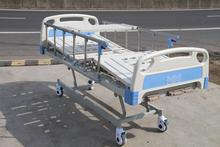 Fashionable plastic medicare hospital bed