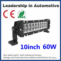 Automobiles & Motorcycles Accessories 10inch off road cree led light bar ip68 waterproof