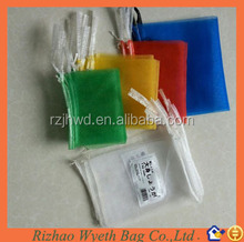 hdpe plastic mono mesh net Bags for fruit packing wholesale