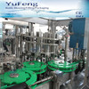 automatic 3 in 1 can beverage filling machine