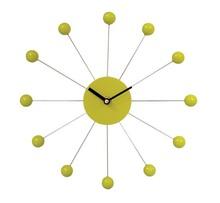 diy plastic customized dial wall clock office wall decor