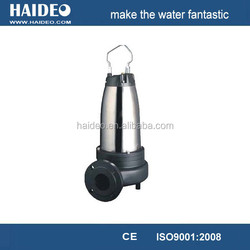 Non-Blockage Centrifugal Sewage Submersible Pump