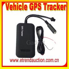 Mini Vehicle Motorcycle Bike GPS/GSM/GPRS Real Time Tracker Monitor Tracking With Web based GPS Tracking System