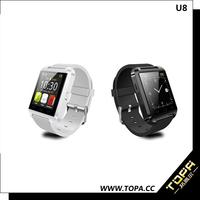 Multi-function touch screen china smart watch phone hot wholesale, cheap mtk 6260 smart watch phone