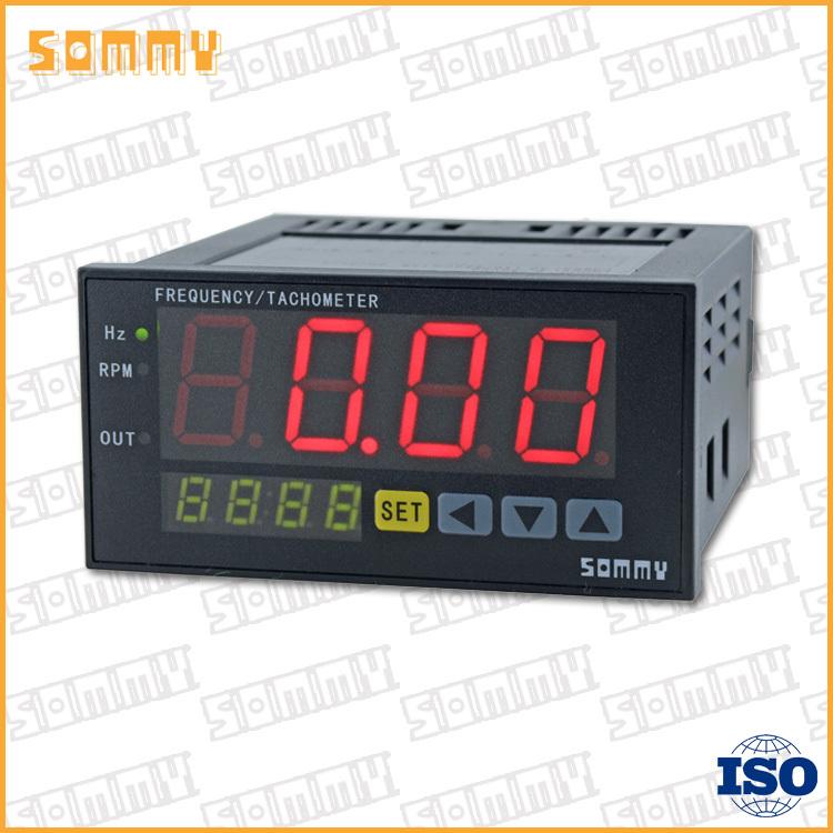 Sommy Digital Frequency Meter / RPM Meter / Tachometer