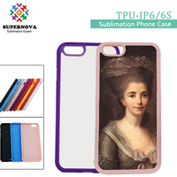 New Products Blank Phone Case, Design Phone Case for IPhone 6/6S