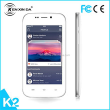 new design shenzhen good quality 4inch dual sim card smart phone with camera