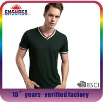 online shopping for unbranded clothing T/C golf t shirt customized