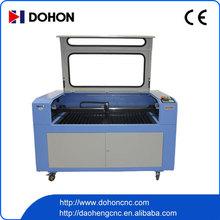mini faberic cnc laser cutting machine / small laser cutting machine 1290