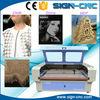 CNC Automatic fabric cutting machine hot sale laser machine