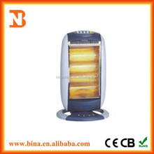High Quality energy efficient room electric halogen heater