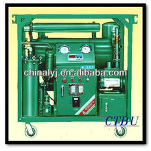 Single-stage Vacuum Insulating Fluids Purifier, oil filtration, oil recovery