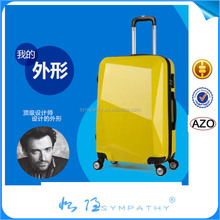 travel luggage with big wheels