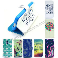 Many design for galaxy s5 mini, for samsung s5 mini wallet case