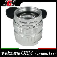 50mm F1.4 CCTV TV Movie Lens C Mount For Olympus For Panasonic Mirco4/3 For Sony For NEX