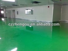 Zhengou Diamond Hardness Industrial Epoxy Floors Transparent Floor Coatings