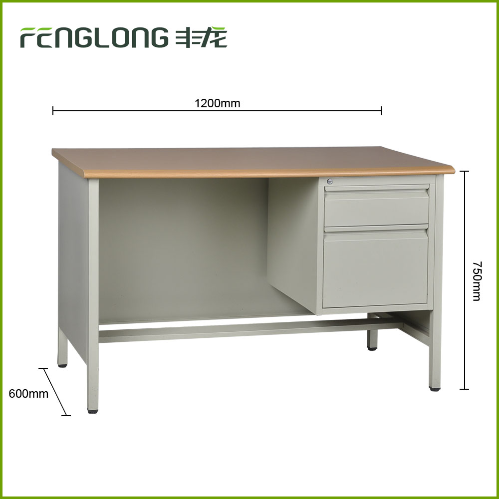 commercial furniture stainless executive mdf top board steel office
