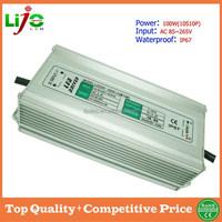 3000ma constant current 100W led driver 36V output for led outdoor led lights