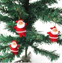 Christmas Santa Claus Ornaments Festival Party Xmas Tree Hanging Decoration
