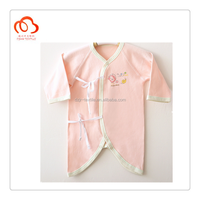 100% combed cotton baby romper clothings