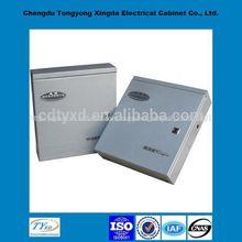 Profesional oem/odm personalizado de plástico a prueba de agua caja eléctrica para decodificadores de tv