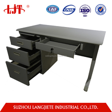 Factory supply KD top wood thickness 25mm office desk made in china