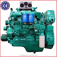 70HP Marine Main Propulsion Engine with Gearbox